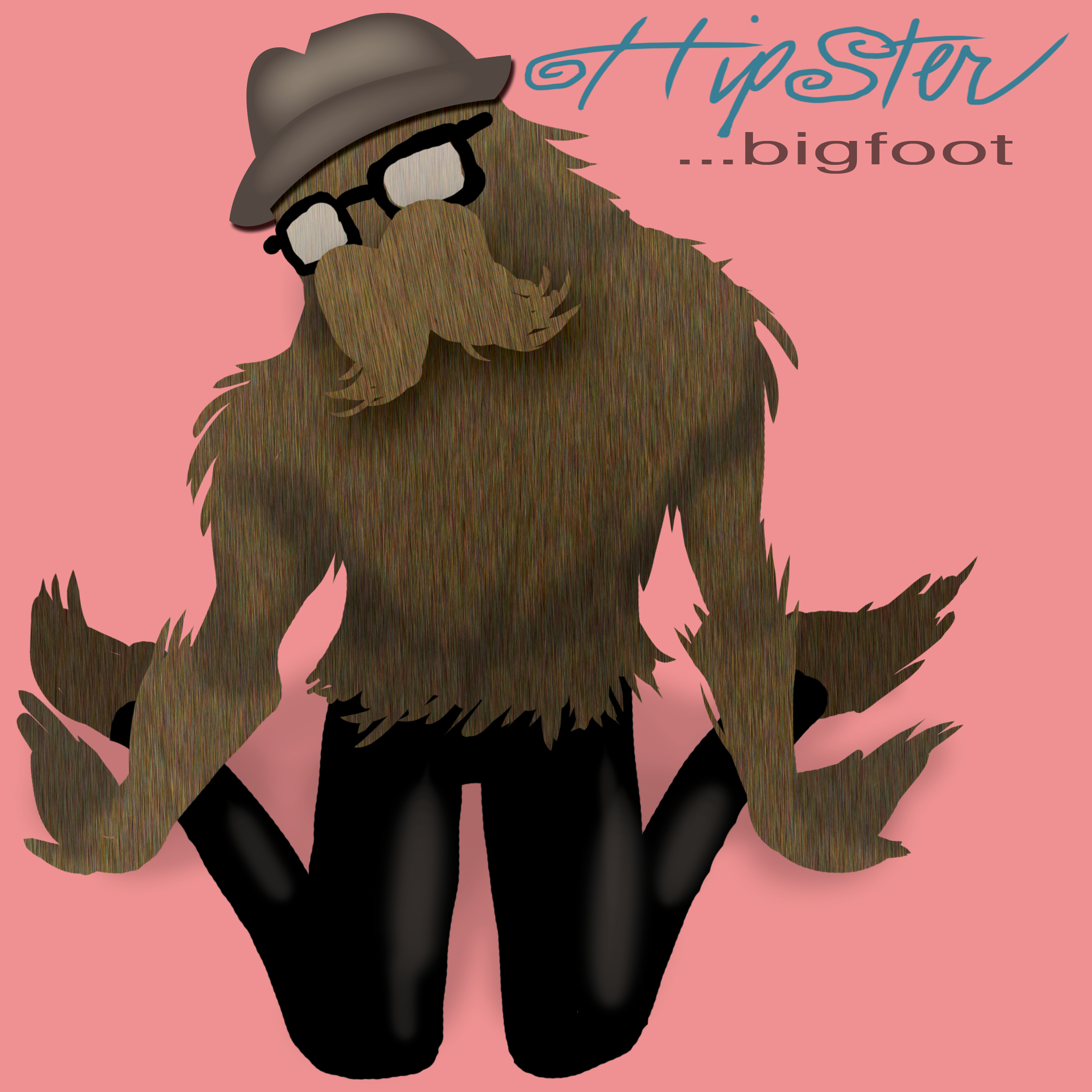 album.hipster.bigfoot.1