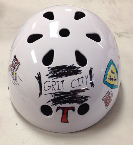 Grit City  -  Back - by Kevin Knodell
