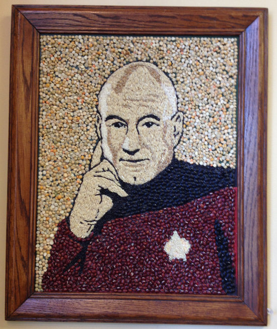 """Bean Me Up"" by Ann Meersman $200 Recieved the Captain On Bridge Award [Universal Gift Card of $50 cash & Earl Gray Tea]"