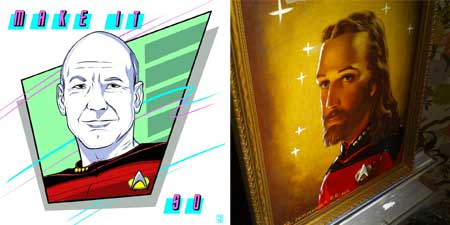 Captain Picard Day Submissions